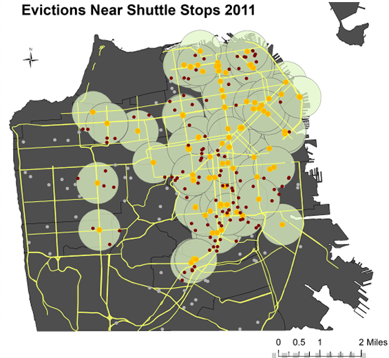 2011 tech bus evictions